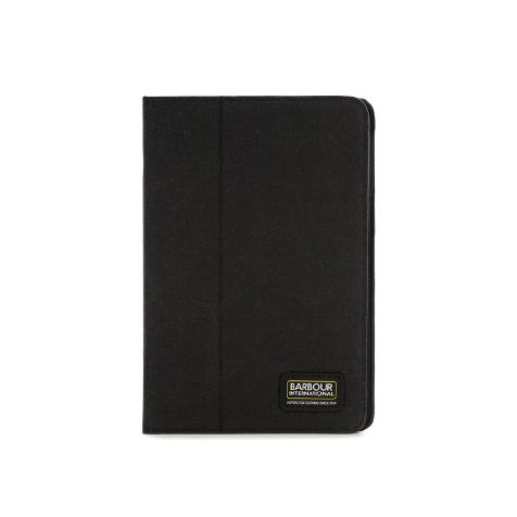Housse pour iPad Air noire Union Jack Barbour