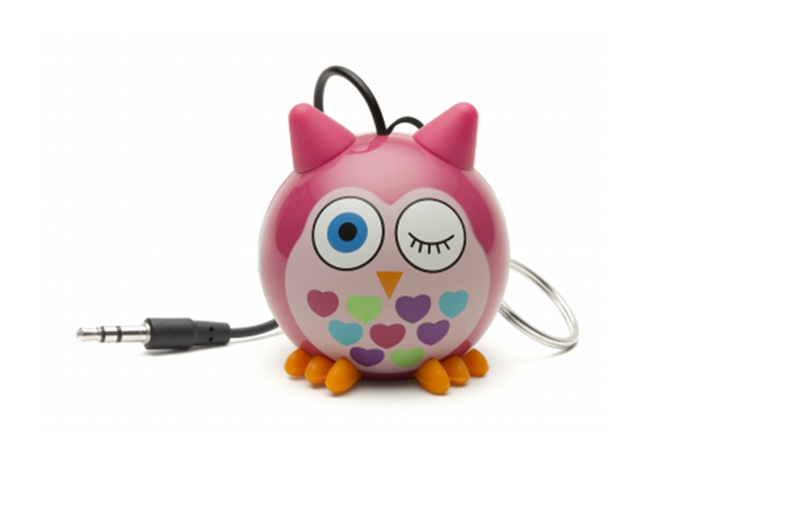 ENCEINTE KITSOUND MINI BUDDY HIBOU