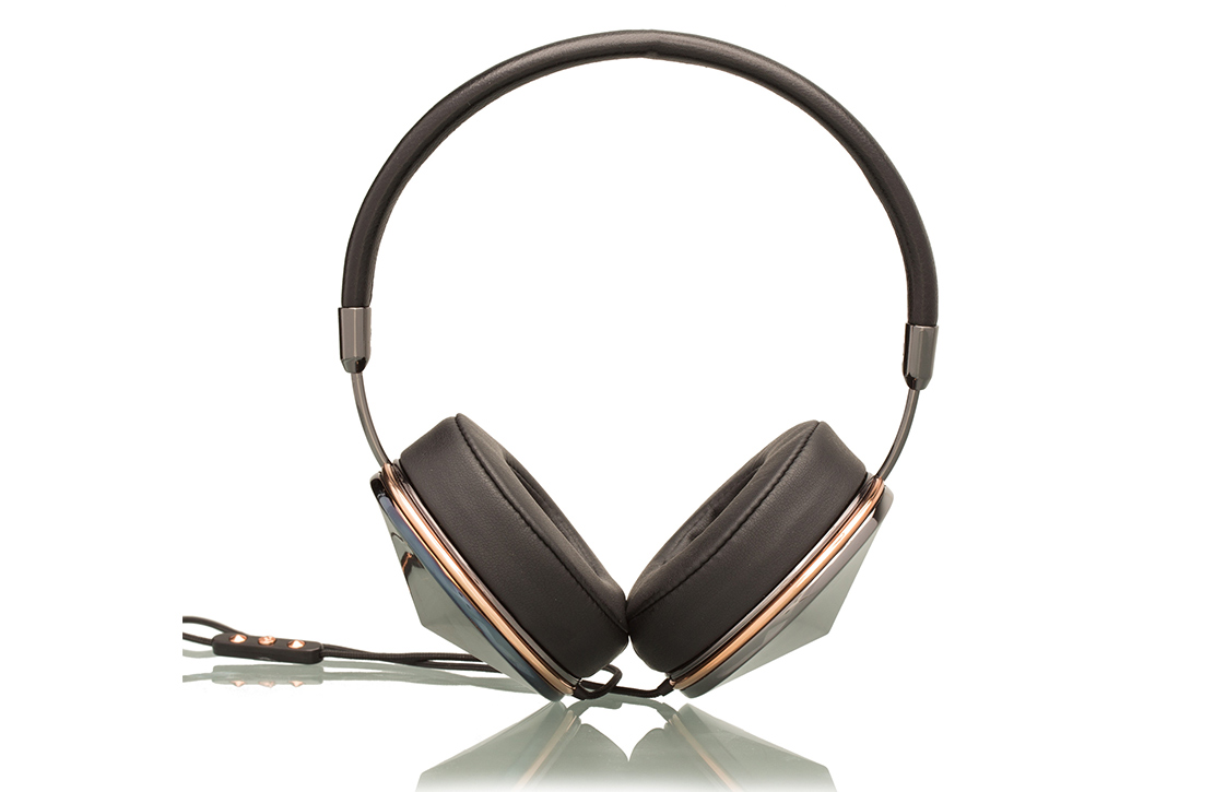 Casque audio The Taylor Gunmetal Frends