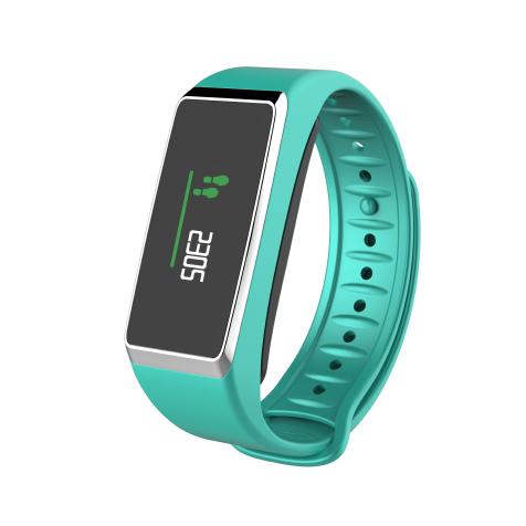 Bracelet Connecté ZeFit 2 Pulse MyKronoz Turquoise