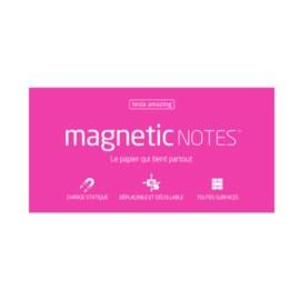 Magnetic Notes L Tesla Amazing Rose