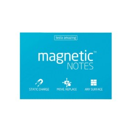 Magnetic Notes M Tesla Amazing bleu