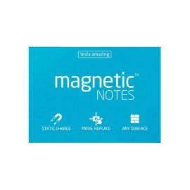 Magnetic Notes M Tesla Amazing bleu