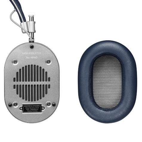 Casque audio Master & Dynamic MH40 Bleu marine