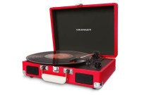 Tourne-disque Cruiser Crosley rouge