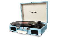 Tourne-disque Cruiser Crosley bleu turquoise