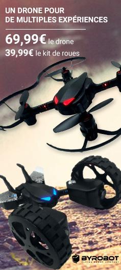 Drone ByRobot