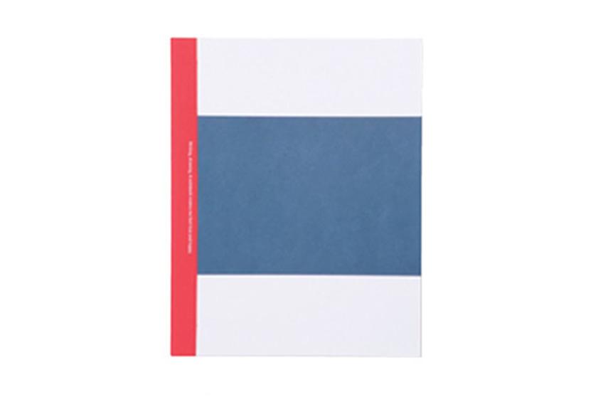 Carnet de note W-Note A5 Bleu Nuit Mark's