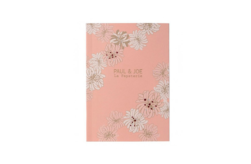 Carnet de note A6 Chrysanthemum Paul & Joe Mark's