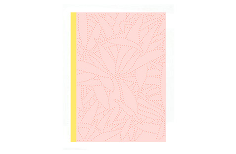 Carnet de note COCOhellein A5 Rose Mark's
