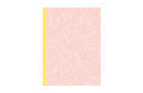 Carnet de note COCOhellein A5 Rose Mark's