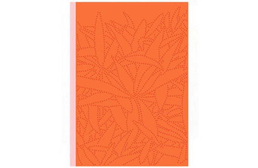 Carnet de note COCOhellein B5 Orange Mark's