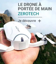 Doddy, le drone à portée de mains