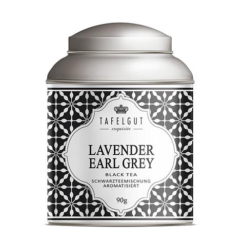 Mélange de thé noir Lavender Earl Grey Tafelgut