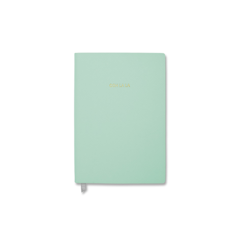 Notebook petit format Ooh La La Mint Katie Loxton