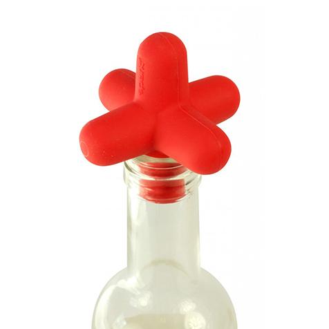 Bouchon de bouteille Spark rouge Cookut