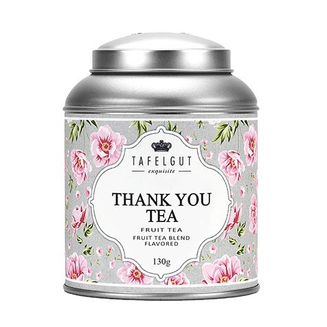 Thé fruité et arômatisé Thank You Tafelgut