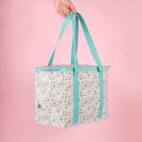 Lunch Bag Fleurs Sass & Belle