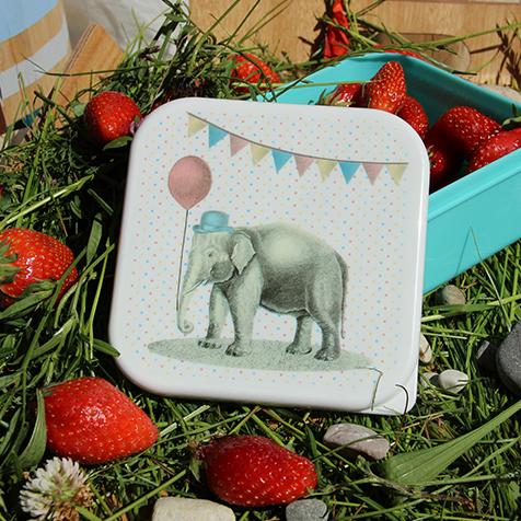 Lunch box Éléphant Sass & Belle
