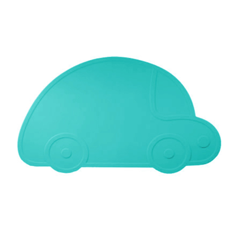 Set de table Voiture bleu KG Design