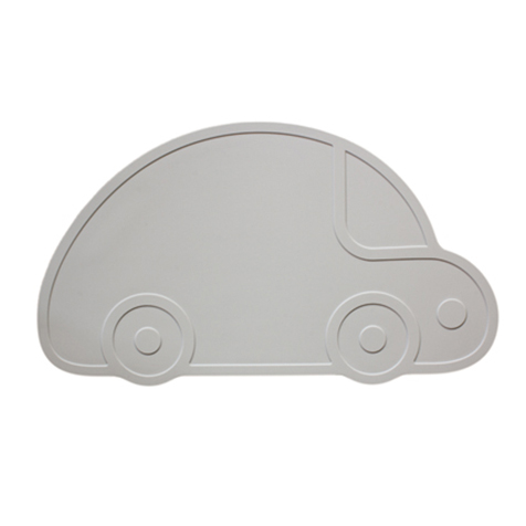 Set de table Voiture gris KG Design