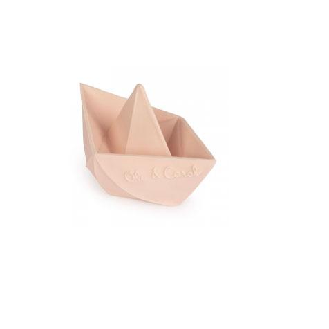 Jouet de bain Origami bateau nude Oli & Carol