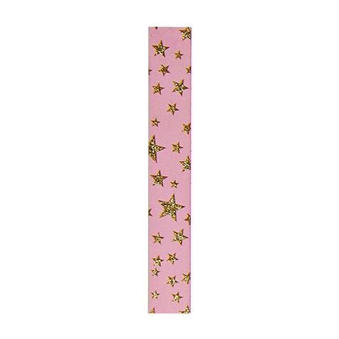 Masking tape rose avec étoiles dorées Meri Meri