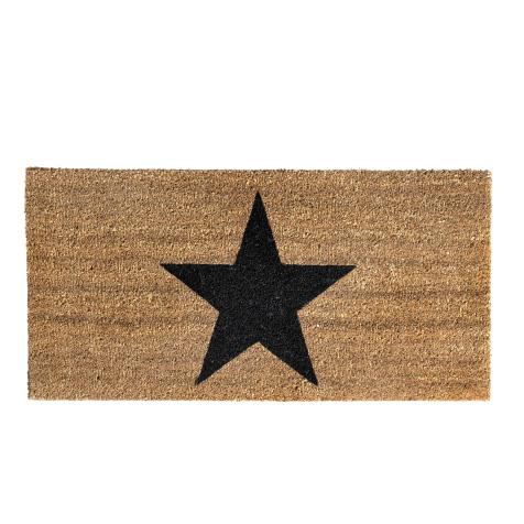 Paillasson étoile Bloomingville