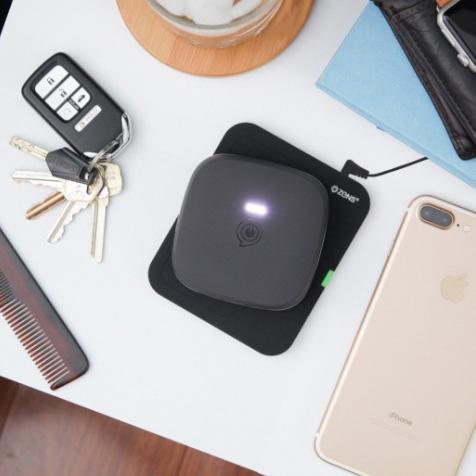 Batterie externe sans fil Power Pack noire Zens