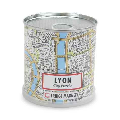 Puzzle magnétique Lyon Craenen