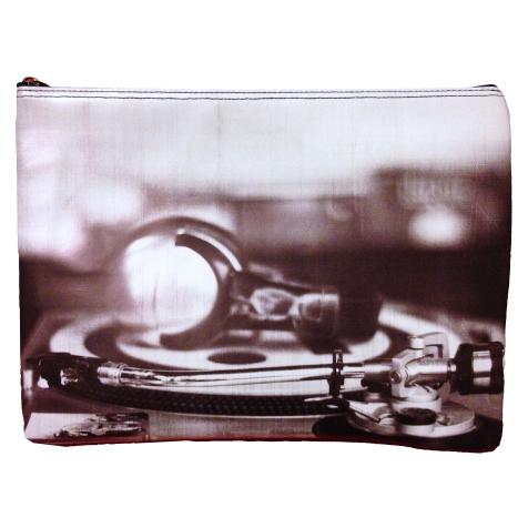 Housse pour ordinateur 15″ Vintage Table Mix Destroy Pop