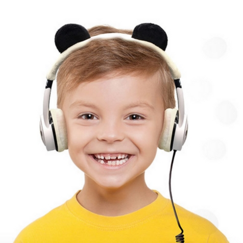 Casque Audio enfant Animatone panda iFrogz