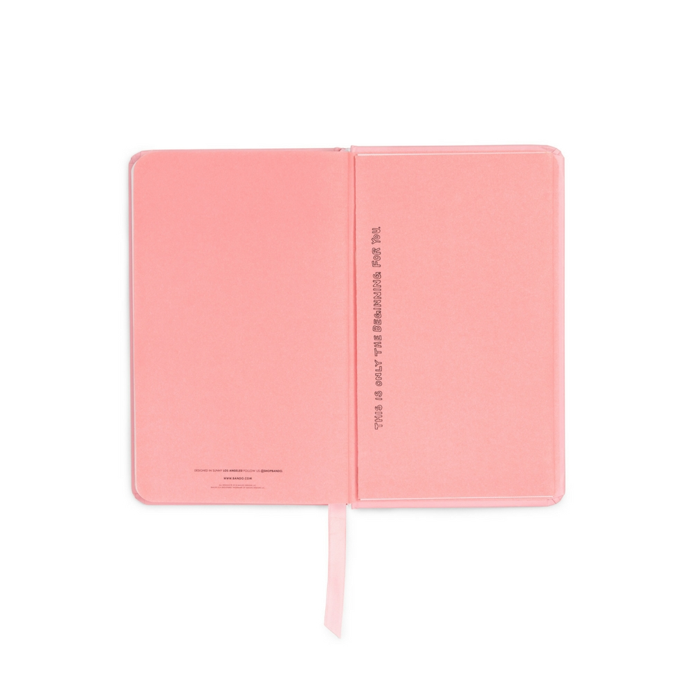 Agenda classique 2018-2019 I am very busy rose Ban.do