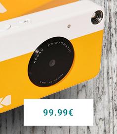 Clic clac Merci Kodak le retour de la marque mythique