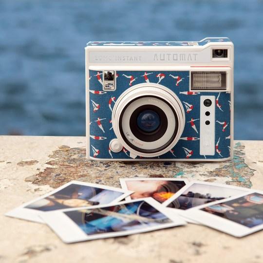 Lomo'Instant Automat Camera - Édition Riviera