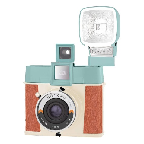 Kit Deluxe Diana Instant Square – Édition Adriano
