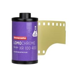 Pellicule LomoChrome Purple 35mm