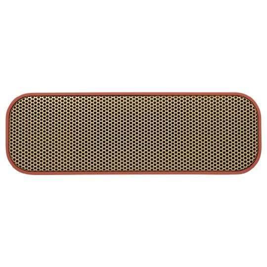 Enceinte Bluetooth KREAFUNK aMOVE - Caisson noir et grille dorée