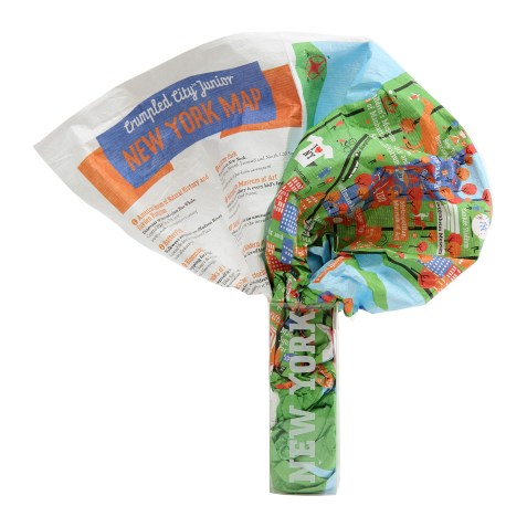 Crumpled City Junior – New York par PALOMAR