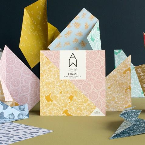 Bloc Origami