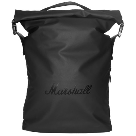 Stormrider par MARSHALL Travel – Sac roll-top imperméable – ALL BLACK EDITION