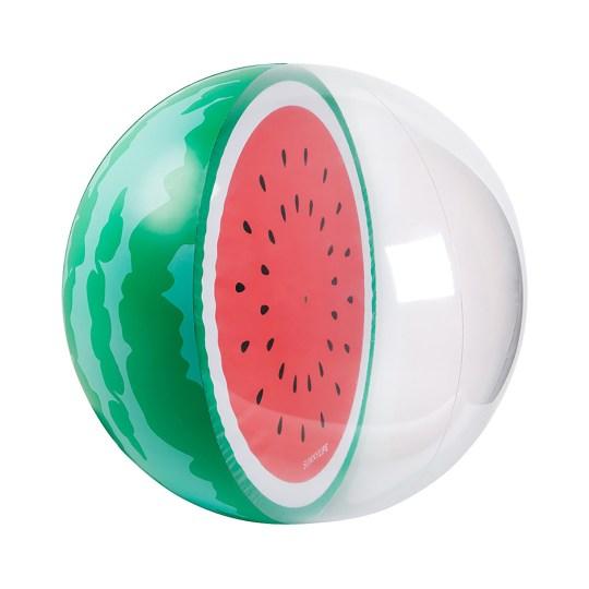 Ballon de plage Sunnylife – Pastèque