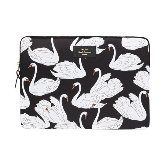 Housse WOUF pour ordinateur portable 13″ – Swan