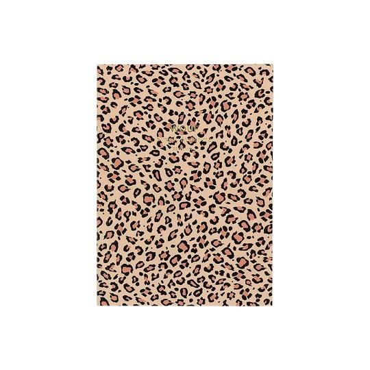 Cahier original ligné – Format A6 – Pink Savannah by WOUF