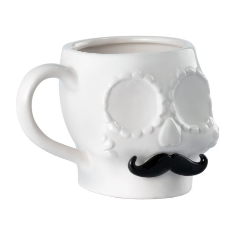 Mug Calavera Senor