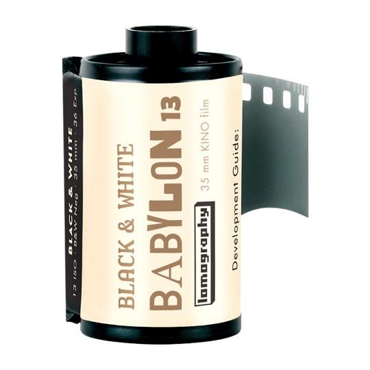 Pellicule 35mm LomoChrome BABYLON KINO ISO 13