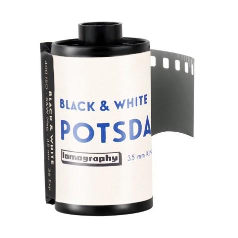 Pellicule 35mm LomoChrome POTSDAM KINO ISO 100
