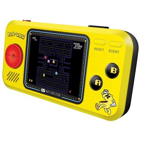 Console de poche My Arcade PACMAN 3 jeux inclus