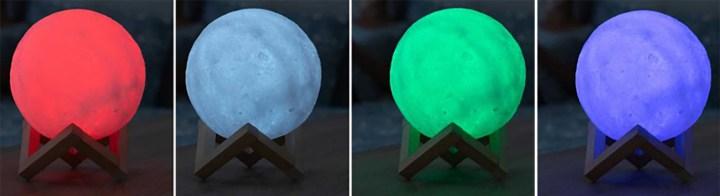 lampe lune déco