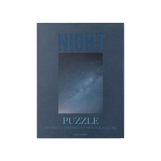Puzzle 500 pièces Dusk